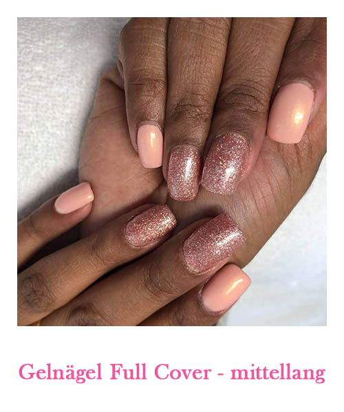 Gelnagel Naildesign Nailart Susy Naturkosmetik Beauty Bar